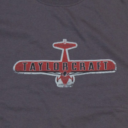Pre-War Taylorcraft Airplane logo