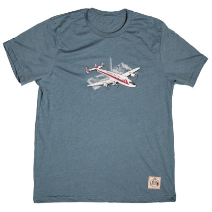 "Capital Airlines Lockheed Constellation ""Connie"" Shirt"