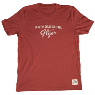 Pathological Flyer aviation Shirt from FRZTees.com