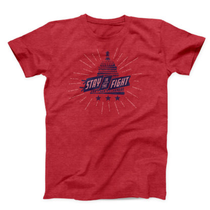"2019 Washington Nationals ""Stay in the Fight"" shirt"